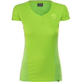 Karpos Moved Jersey Damen apple green